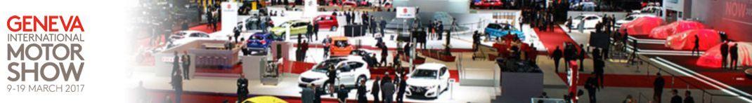 Programma del Salone dell'Auto di Ginevra 2017