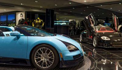 A Los Angeles una collezione di auto e moto (con villa inclusa) in vendita a 250 milioni di dollari