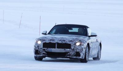 Nuova BMW Z4, continuano i test: spiata la sua erede, la BMW Z5