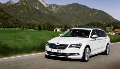 Skoda Superb Wagon da 591 euro al mese: occhio al finanziamento!