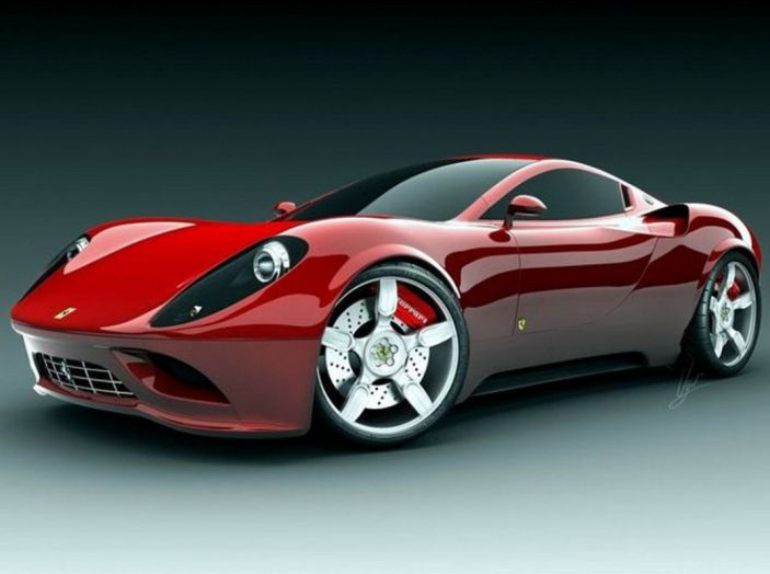 La Nuova Ferrari Dino Potrebbe Arrivare Nel 2019 In Versione