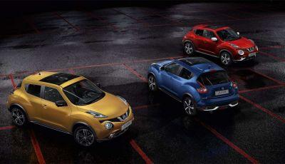 Nissan Juke: a Carnevale personalizzazioni in omaggio