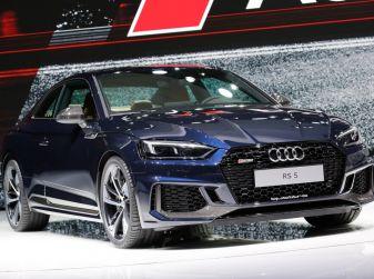Audi RS5 Coupé: tagliata col bisturi