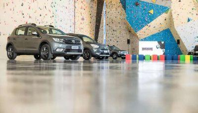 Dacia Brave, la serie speciale per tutti i cinque modelli auto Dacia