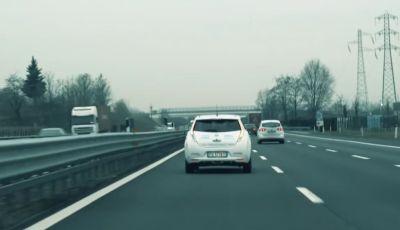 Viaggio con l'auto elettrica: da Vicenza a Milano con Nissan Leaf