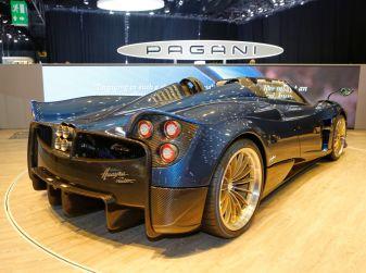 Pagani Huayra Roadster: torna il 6,0 litri V12 di derivazione AMG