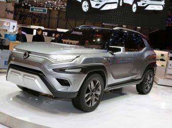 Ssangyong XAVL concept