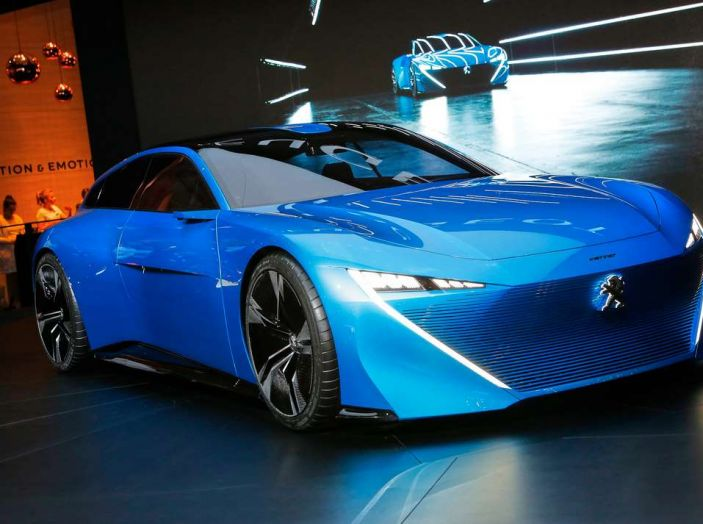 Peugeot Instinct Concept: la libertà di osare è al Salone di Ginevra 2017