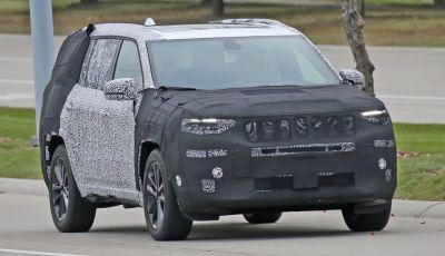 Jeep Yuntu Concept, il SUV Ibrido che porterà il Plug-in a Fiat