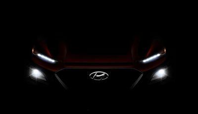 Hyundai Kona, il nuovo SUV compatto per Italia ed Europa