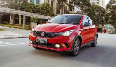 Fiat Argo: la cinque porte che sostituisce Punto e Bravo in Sud America