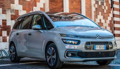 Citroën Grand C4 Picasso automatica : la nostra prova del Diesel da 120CV