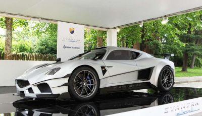 Parco Valentino 2018, a Torino 44 Case auto e tante novità fra cui la Tesla Model S di Infomotori