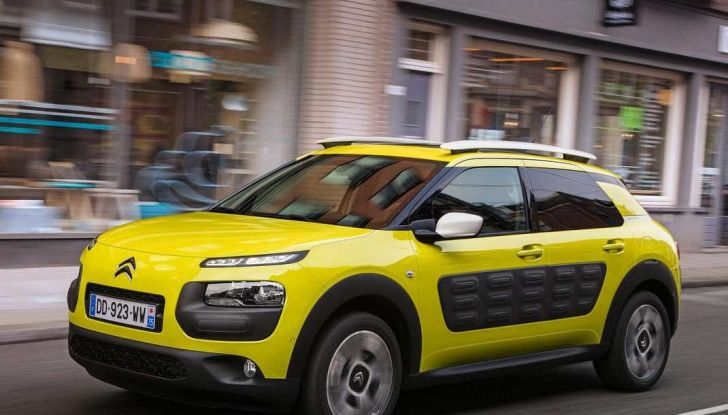 Your driving day by Citroën con Citroën C4 Picasso e C4 Cactus - Foto 1 di 11