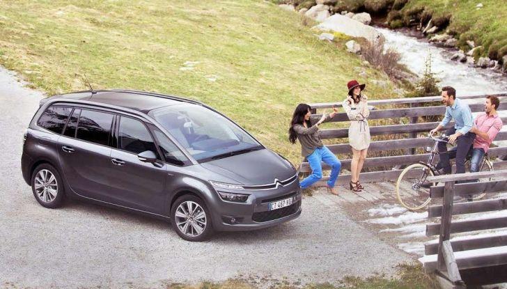 Your driving day by Citroën con Citroën C4 Picasso e C4 Cactus - Foto 7 di 11