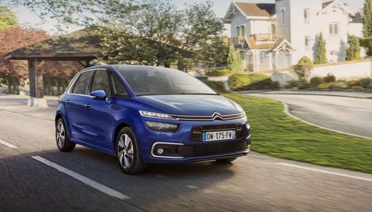 Your driving day by Citroën con Citroën C4 Picasso e C4 Cactus - Foto 4 di 11