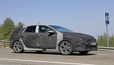 Kia cee'd, specifiche tecniche del modello 2018