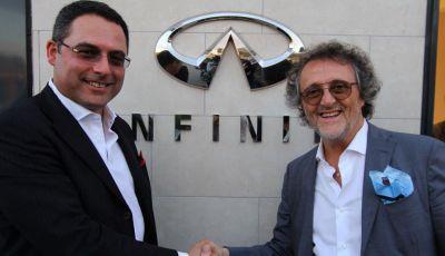 A Udine inaugurato il nuovo Centro INFINITI