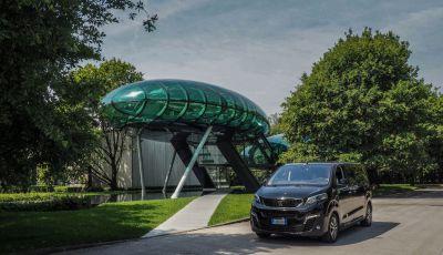 Peugeot Traveller, prova su strada attraverso le vie del gusto