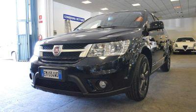 Vendesi Fiat Freemont nera 170 CV Vicenza 2012