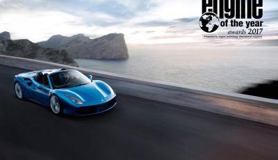 Engine of The Year 2017: vince Ferrari davanti a Porsche e BMW