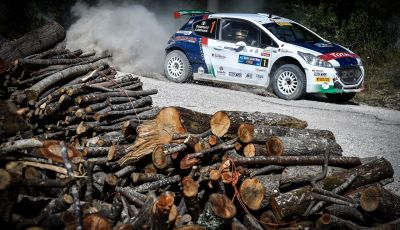 Rally di San Marino – Video della Tappa 2 Peugeot