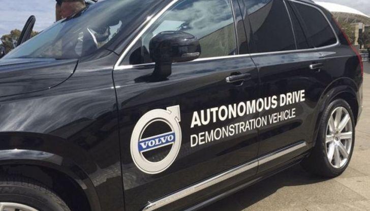 Australia, i canguri fanno saltare la guida autonoma Volvo - Foto 6 di 7