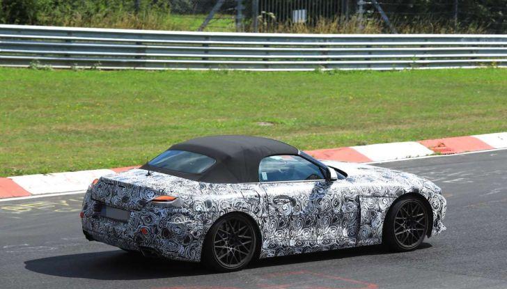 BMW Z5, prime immagini e dettagli della roadster tedesca - Foto 13 di 18