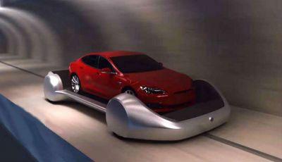 Il tunnel sotterraneo sotto Los Angeles, ultima idea di Elon Musk