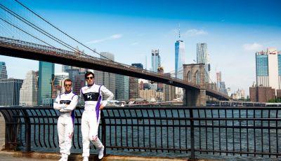 """DS Virgin Racing sbarca a New York con un team """"inglese"""""""