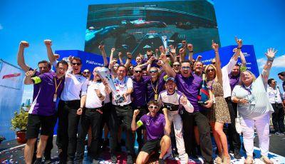 Doppia vittoria per DS Virgin Racing e Sam Bird dopo una grandissima prova a New York