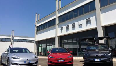 Tesla sbarca a Milano e Padova con Centri di assistenza e i punti Supercharger arrivano a 22