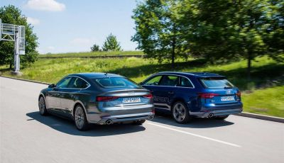 Audi A4 Avant a metano: arriva la motorizzazione g-tron da 170 CV