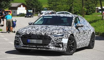 Audi A7, tutta nuova per il 2018