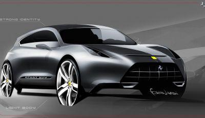 Crossover Ferrari 2018, Marchionne conferma il nuovo modello