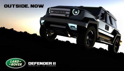 Land Rover Defender II 2018: La leggenda continua