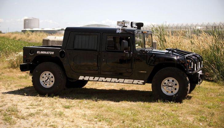 L'Hummer H1 del rapper Tupac sarà in vendita a 100.000 dollari - Foto 4 di 18