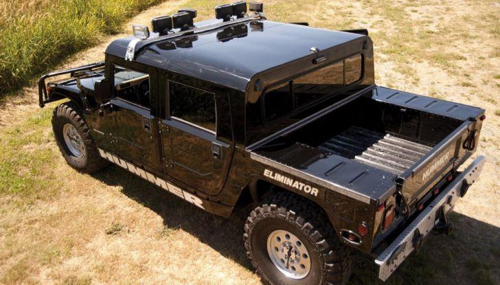 L'Hummer H1 del rapper Tupac sarà in vendita a 100.000 dollari - Foto 11 di 18