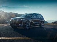 BMW X7 iPerformance, il SUV 7 posti a passo lungo