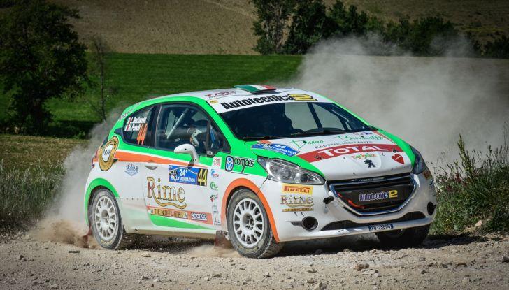 Luca Bottarelli, quarto nel Peugeot Competition, punta in alto - Foto  di