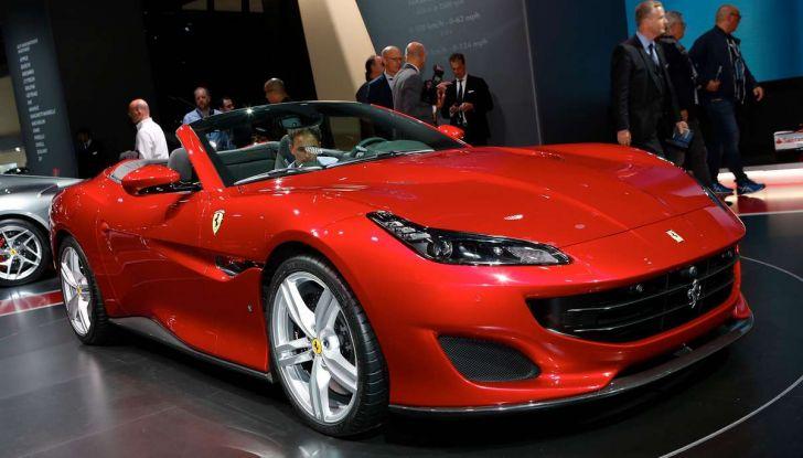 Ferrari Portofino: il V8 da 600CV e 720Nm per la classe di Maranello - Foto 21 di 37