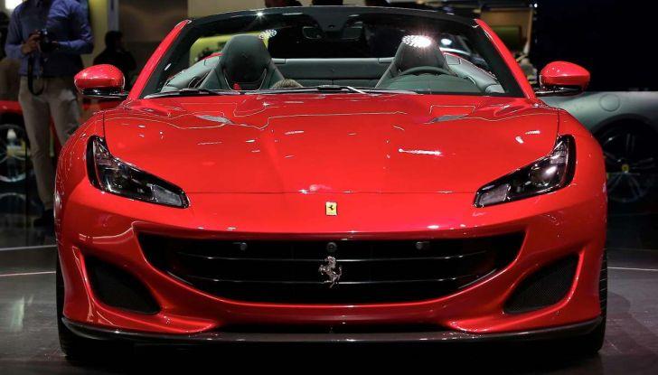 Ferrari Portofino: il V8 da 600CV e 720Nm per la classe di Maranello - Foto 7 di 37