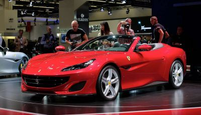 Ferrari Portofino: il V8 da 600CV e 720Nm per la classe di Maranello