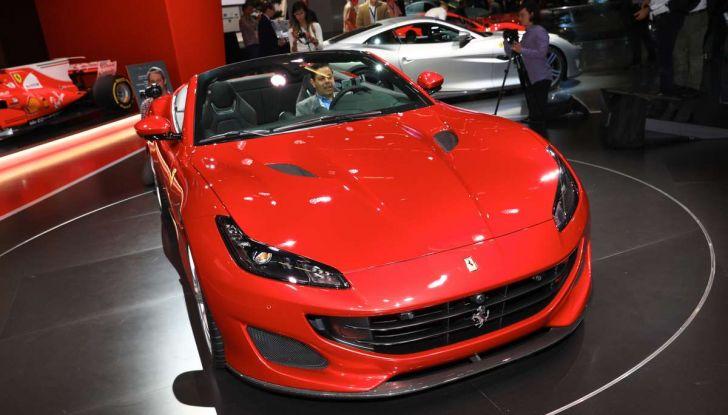 Ferrari Portofino: il V8 da 600CV e 720Nm per la classe di Maranello - Foto 36 di 37