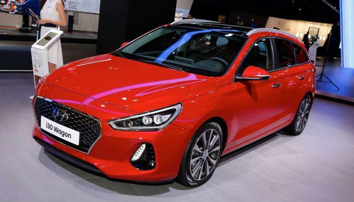 Nuova Hyundai i30 Wagon la familiare segmento C si rinnova - Foto 6 di 11