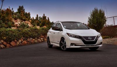 Nissan LEAF 2018: caratteristiche, autonomia e prezzi