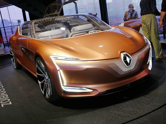 Francesco Fontana Giusti: Renault Symbioz per il futuro dell'auto