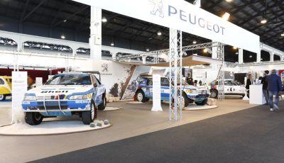 Auto e Moto d'Epoca 2017, Peugeot in scena con le Serie 3 Sportive