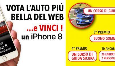 Auto Più Bella del Web 2017 X Edition