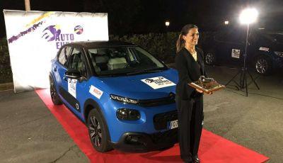 Citroen C3 eletta Auto Europa 2018 dai giornalisti auto UIGA